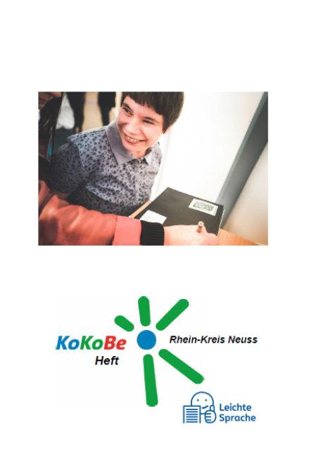 KoKoBe Rhein-Kreis Neuss - Informationsheft
