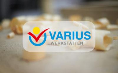 Werkstatt-Beratungen in den Varius-Werkstätten